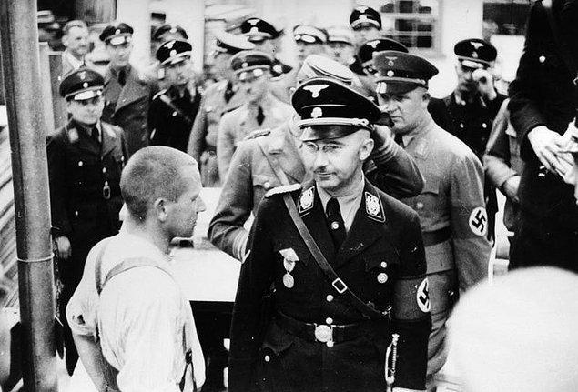 Tüm bunların yanı sıra Himmler, hem bilimsel, hem de doğa üstü olaylara da merak salmış biriydi.