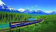Hayatınızda Mutlaka Bir Kere Deneyimlemeniz Gereken Rüya Gibi 7 Tren Yolculuğu