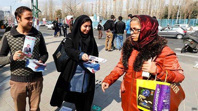 4- İranlılar seçimleri önemsiyor mu?