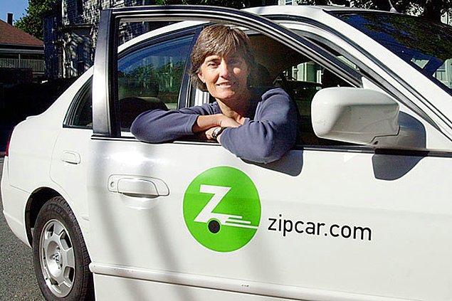 4. Robin Chase, Uber'in atası diyebileceğimiz Zipcar'ı 42 yaşında 2000 yılında kurdu.