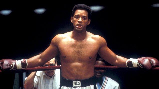 "15. ""Ali (2001)"" filmindeki rolüyle ""Will Smith"""