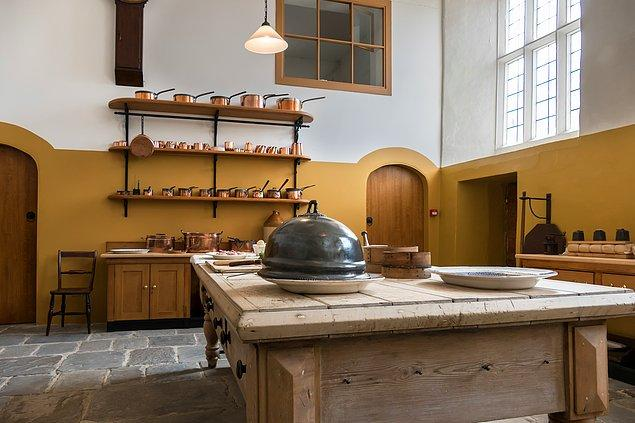 1. Mutfağın tarihini öğrenin ve ondan ilham alın