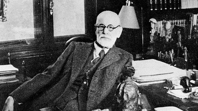 9. Sigmund Freud- Adına da derler seks