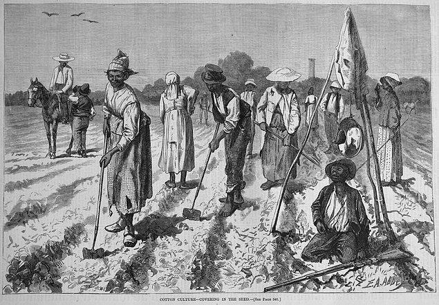"""Sürekli İncil'den pasajlar okuduğu köle arkadaşları da ona """"Peygamber"""" lakabını takmıştı."""