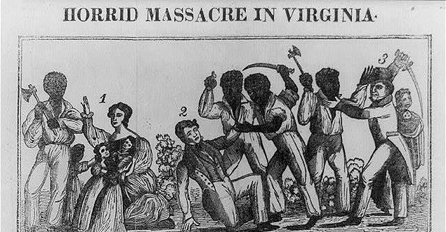 İsyancılar ev ev dolaşıp buldukları bütün köleleri serbest bıraktılar ve gördükleri tüm beyazları kadın çocuk ayırt etmeden öldürdüler.