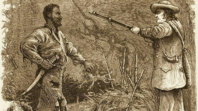 Turner isyan bastırıldıktan sonra saklandı ve kayıplara karıştı.