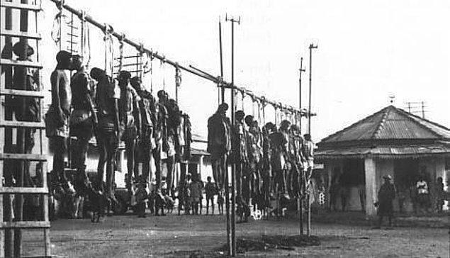 İsyana bulaşan 45 köle yargılandı, 18'i asıldı. Geri kalanlar da tekrardan satıldılar.
