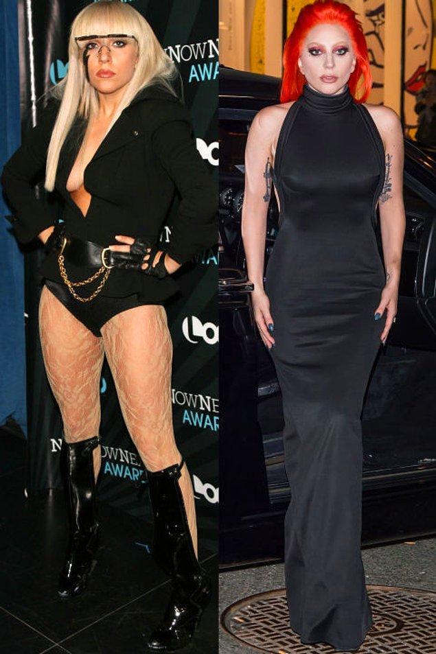 12. Lady Gaga