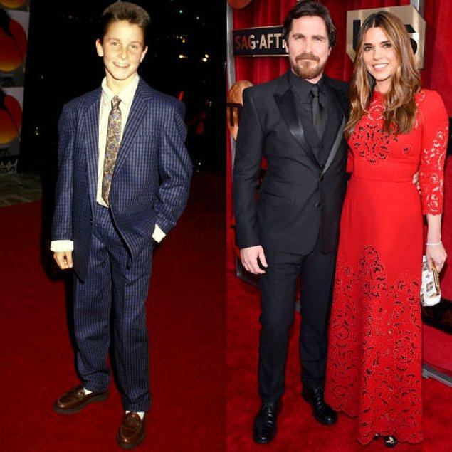 13. Christian Bale