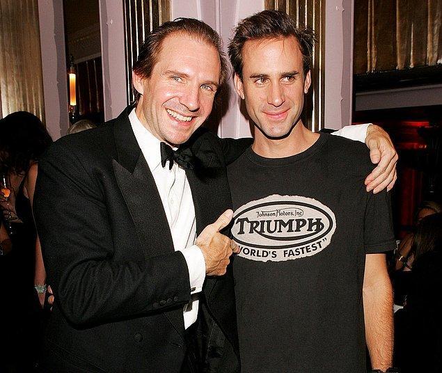 9. Ralph Fiennes ve Joseph Fiennes