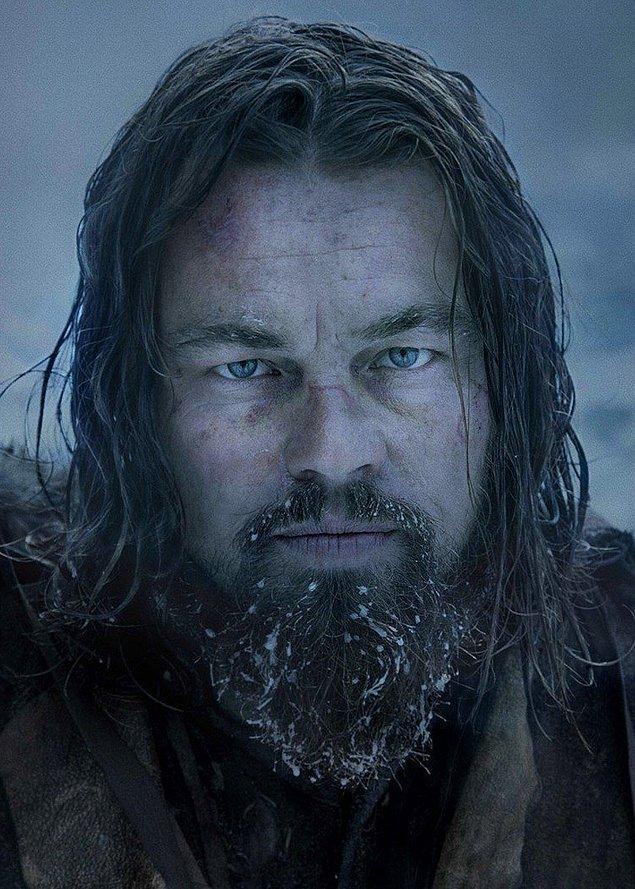 11. The Revenant filmindeki rolüyle Leonardo DiCaprio (En İyi Erkek Oyuncu)