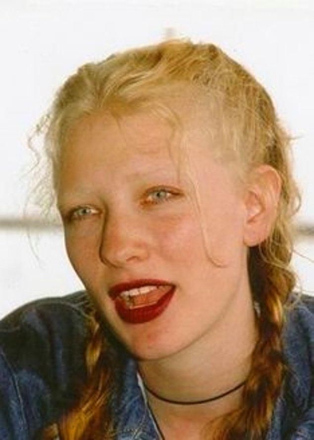 2. Carol filmindeki rolüyle Cate Blanchett (En İyi Kadın Oyuncu)