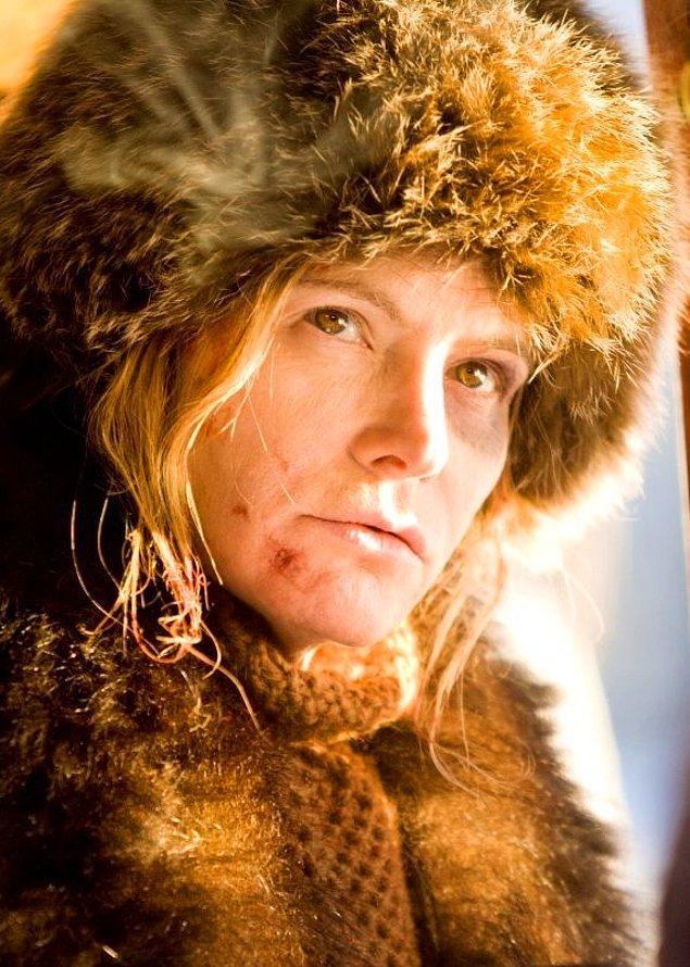 14. The Hateful Eight filmindeki rolüyle Jennifer Jason Leigh (En İyi Yardımcı Kadın Oyuncu)