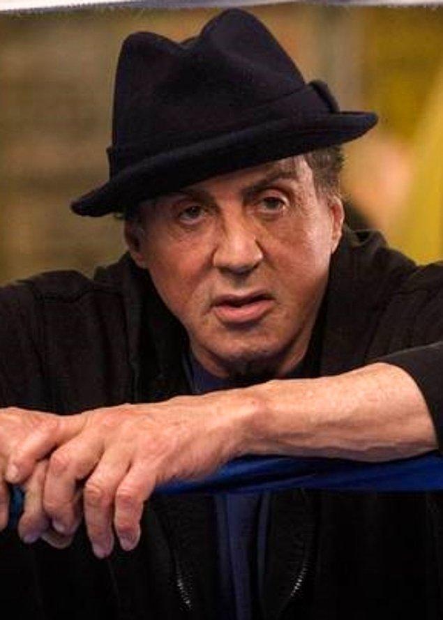 21. Creed filmindeki rolüyle Sylvester Stallone (En İyi Yardımcı Erkek Oyuncu)