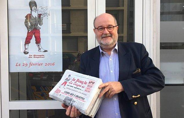 Her sayısı 200 bine yakın basılan ve dağıtılan gazetenin 2016 sayısı da çıktı.