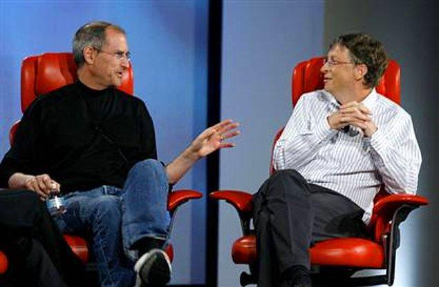"""7. """"Büyük fikirleri çalmak için her zaman arsız olduk."""""""