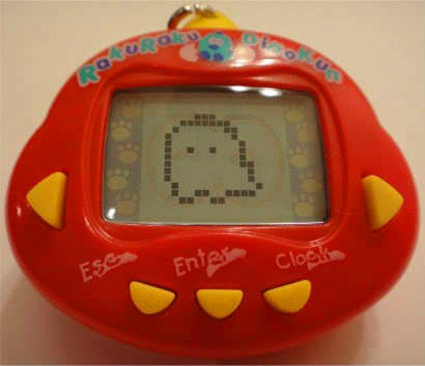 Soyunma odasında çılgınlar gibi sanal bebek oynardım!