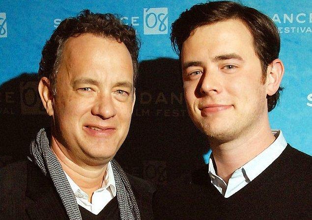 5. Tom Hanks ve Colin Hanks