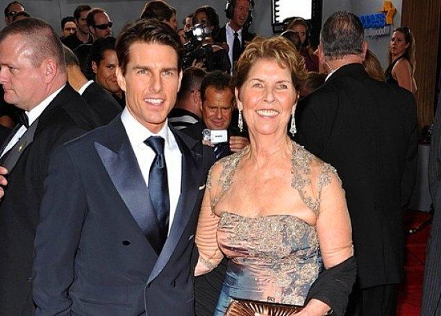 11. Tom Cruise ve Mary Lee Pfeiffer