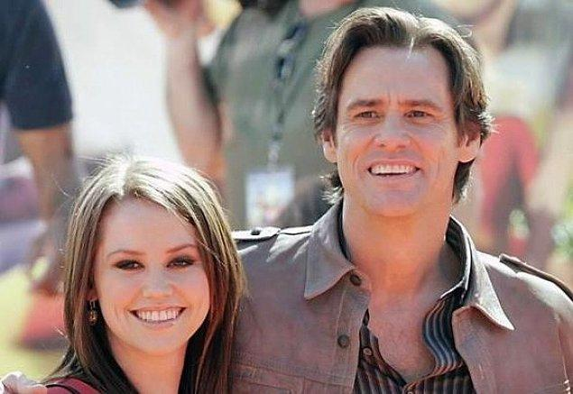 12. Jane Carrey ve Jim Carrey