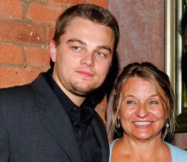 17. Leonardo DiCaprio ve Irmelin DiCaprio