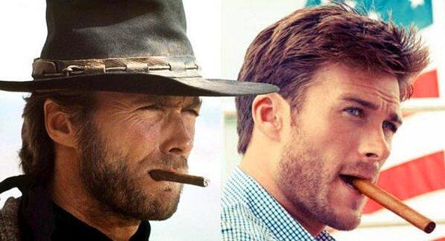 19. Clint Eastwood ve Scott Eastwood