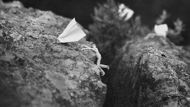 29. Sarp kayalıklar