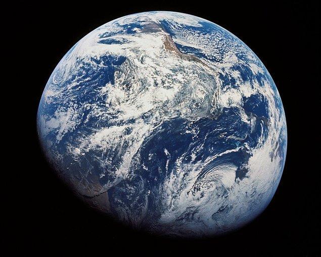 Zackrisson modeli, Dünya'nın benzersiz bir gezegen olduğunu ortaya koyuyor