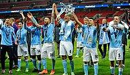 İngiltere Lig Kupası'nı Manchester City Kazandı