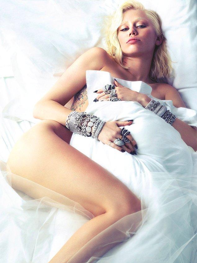 5. Miley Cyrus