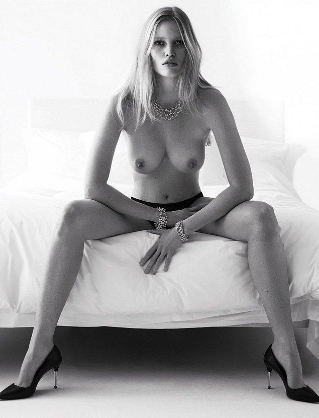 12. Lara Stone