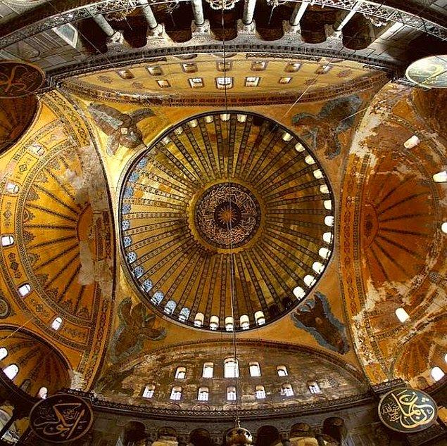 14. Ayasofya - İstanbul