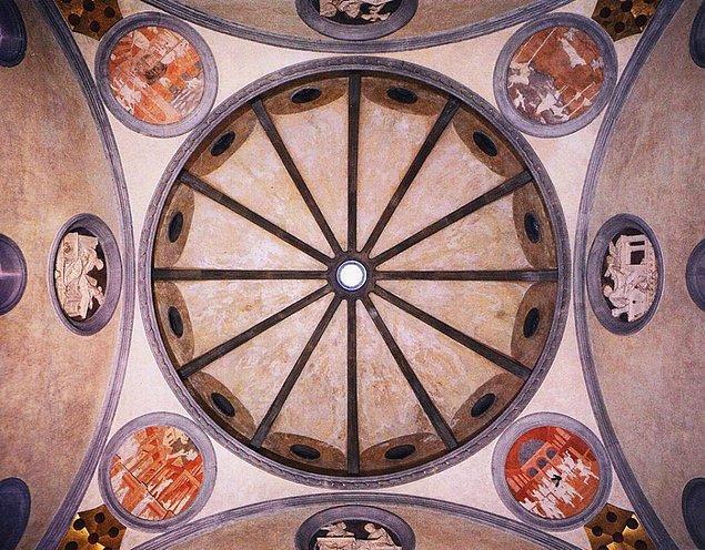 2. Sagrestia Vecchia - Floransa