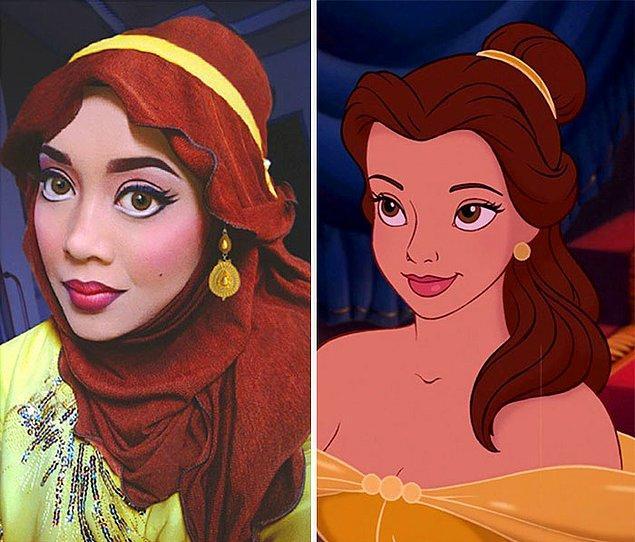 5. Belle (Güzel ve Çirkin)