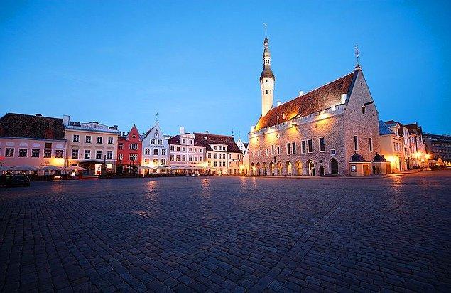 19. Estonya, taciz, tecavüz, ensest ilişki, dolandırıcılık, vb. suçların Avrupa'da en az görüldüğü ülkelerden biri.