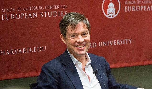 """Milyarder iş adamı ve hayırsever Nicolas Berggruen, """"fikirler meseledir"""", diyerek Berggruen Enstitüsü Felsefe ve Kültür Merkezi'ni kurdu."""