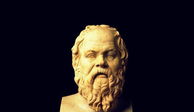 """Gençliğinde kendisi de felsefe ile ilgilenen Berggruen'e göre, """"Hâlâ Sokrates, Konfüçyüs, Hz. İsa, Karl Marx vb. isimlerin şekillendirdiği bir dünyada yaşıyoruz. Dolayısıyla fikirler büyük güç taşıyor."""""""
