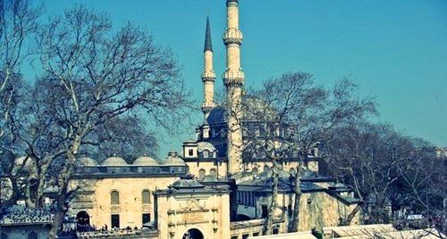 3. Eyüp Sultan Camisi