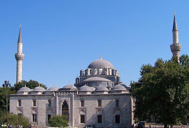 7. Bayezid Camisi