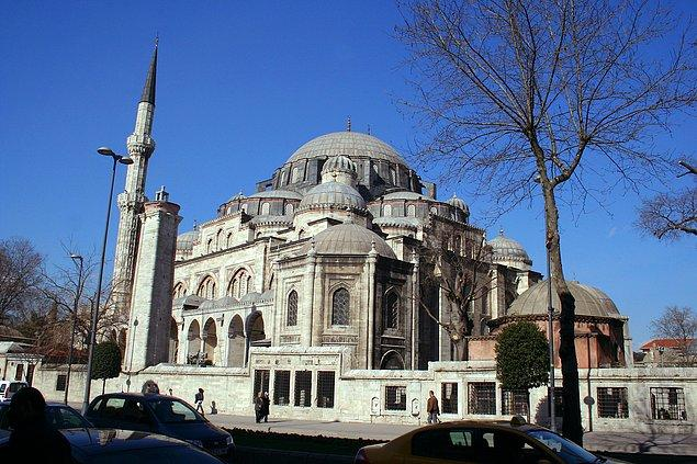 8. Şehzade Camisi