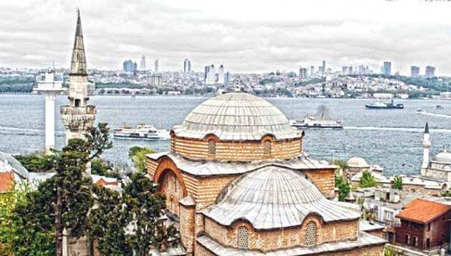 19. Rum Mehmed Paşa Camisi