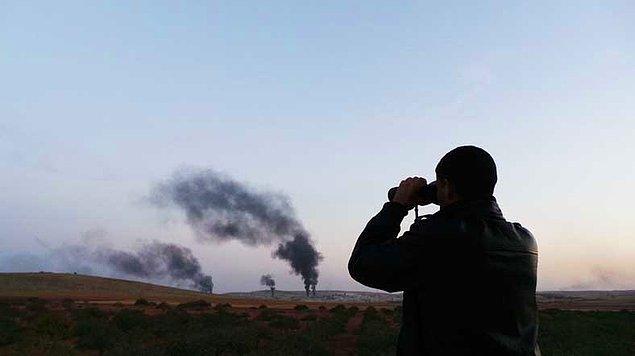 'Suriye'de saldırılar devam etmektedir'