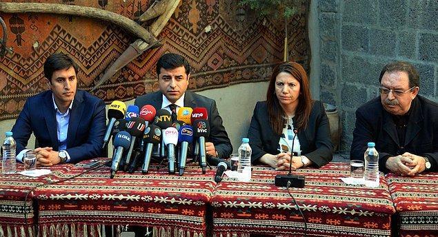 """""""Diyarbakır'da herkes bulunduğu yerden Sur'a doğru yürümelidir"""""""
