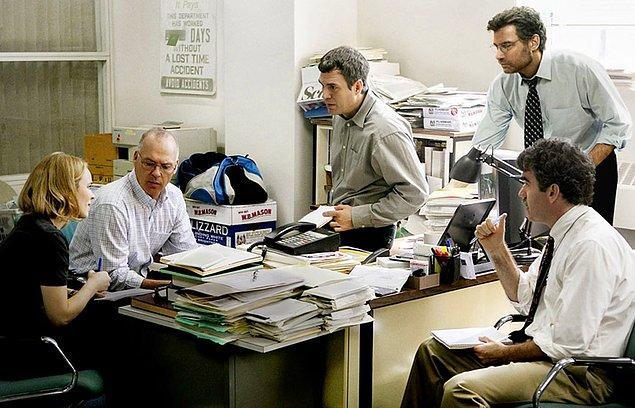 2. Spotlight (2015)  | IMDb 8.1