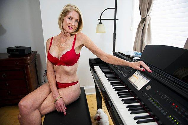 Сексуальные сорокапятилетние бабнки