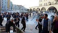 Diyarbakır'da Sur Yürüyüşüne Müdahale