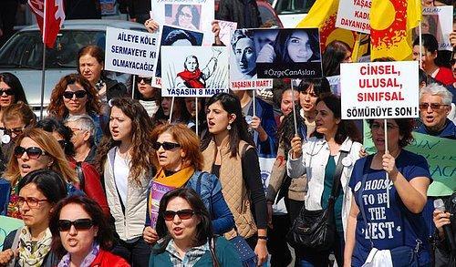 Batman Valiliği 8 Mart Dünya Kadınlar Gününü Yasakladı