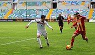 Kayserispor 0-2 Gençlerbirliği