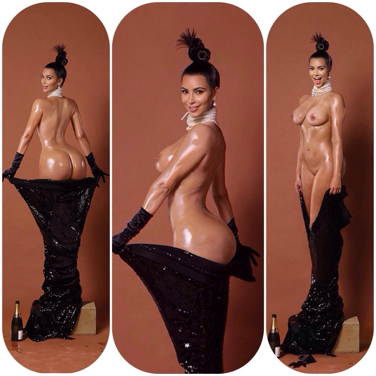 Kim kardashian fuck ass full picture