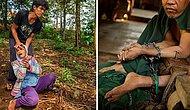 Akıl Hastanesindeki Hastaların Yaşadıklarını Gün Yüzüne Çıkaran 18 Rahatsız Edici Fotoğraf
